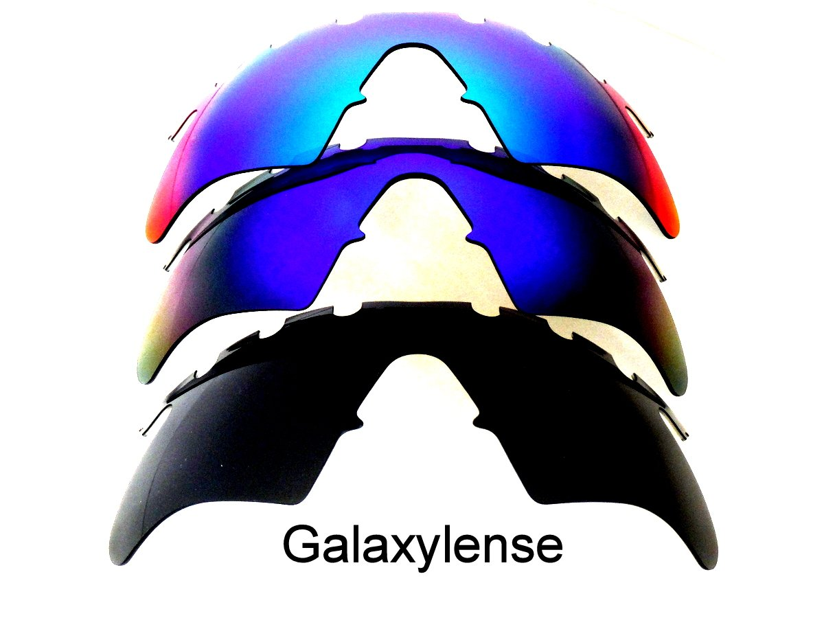galaxylense APPAREL ユニセックスアダルト メンズ __Black/Blue/Green __Black/Blue/Green B077NQ49MB