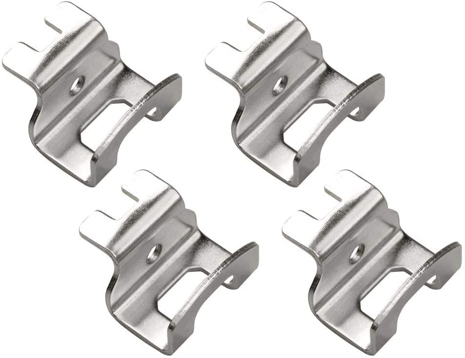 Craftsman Drill 3 Pack of Genuine OEM Replacement Belt Hook Kits # N597001-3PK