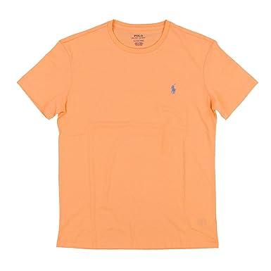 Polo Ralph Lauren Polo Homme Orange XL: : Vêtements