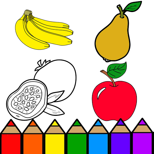 - Amazon.com: Fruits Coloring Pages For Kids: Appstore For Android
