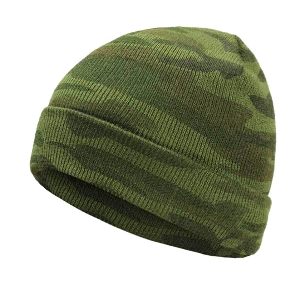 Amorar Berretto Invernale Berretto Mimetico Cappello Lavorato a Maglia Cappello da Sci Cappello per Uomo e Donna