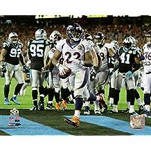 C.J. Anderson touchdown - Super Bowl 50 NFL Photo Poster (20x24)