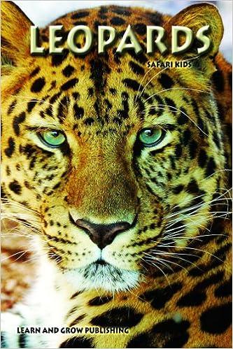Téléchargez des livres en ligne pour ipad Leopards (Safari Kids) (Littérature Française) ePub by Jenny Hall B00GFE1RO8