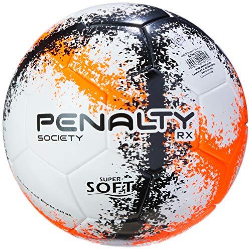Bola Society Rx R3 Fusion Viii Penalty 69 Cm Laranja