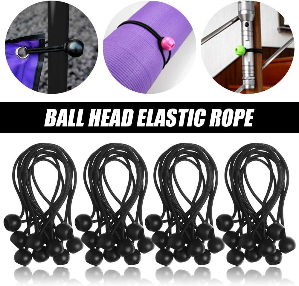 Clip reutilizable para tienda de campa/ña Baisede herramienta de camping resistente clip de lona para camping