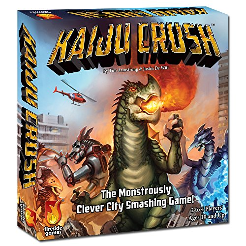Fireside Games Kaiju Crush Board Games for sale  Delivered anywhere in USA
