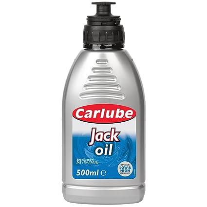 Carlube XHJ501 Aceite para Gato hidráulico: Amazon.es: Coche y moto