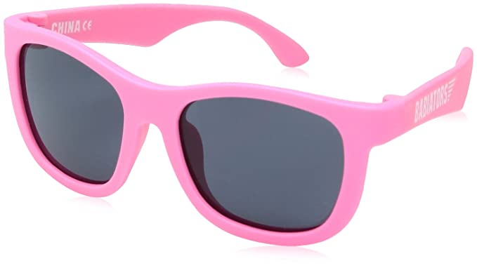 Babiators Original Navigator Sunglasses (0-2 Years) Think Pink