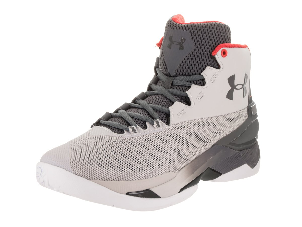 9a33f0ab5725 Galleon - Under Armour Longshot Basketball Shoes - 13 - Grey
