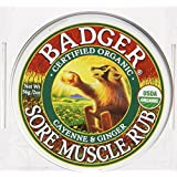 Badger Balm, Sore Muscle Rub - 2 oz