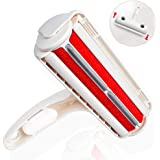 Pet Hair Remover, Reusable Pet Hair Remover Roller for Furniture, Lint Remover and Pet Hair Roller in one