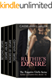 Ruthie's Desire - The Esquire Girls Series - Ruthie's Story (Books 1, 2, 3 & 4) - Box Set