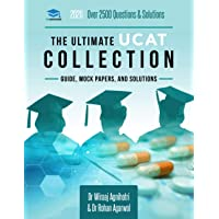 The Ultimate UCAT Collection: 3 Books In One, 2,650 Practice Questions, Fully Worked Solutions, Includes 6 Mock Papers…