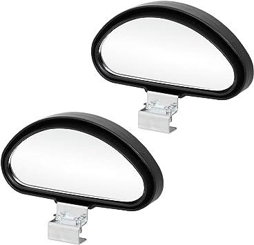 CAR VAN 6 BLACK BLINDSPOT MIRROR EASY FIX