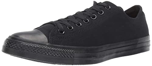 792323cd0ba0e4 Converse Chuck Taylor All Star Ox Black(Size  7.5 US Men s)