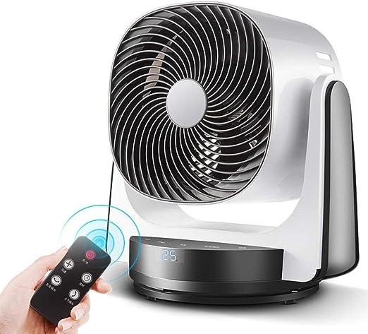 WLJ , Mini Ventilador silencioso/Ventilador de convección de Aire ...