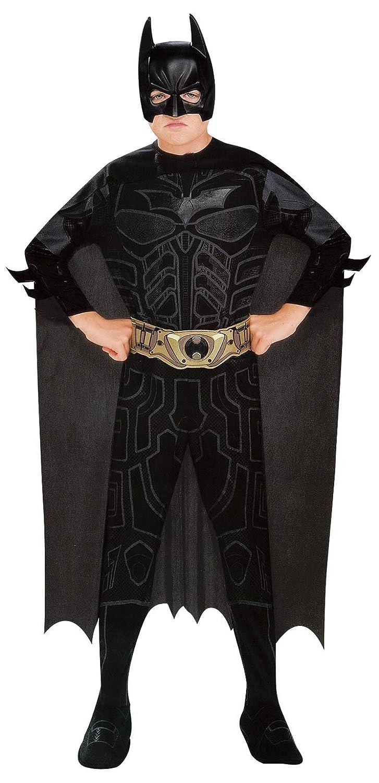Medium Rubies Costume Batman Dark Knight Rises Childs Batman Costume with Mask and Cape