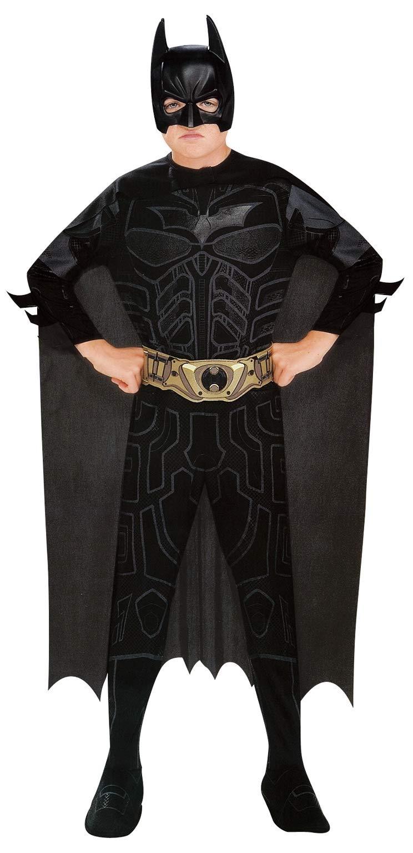 Batman Dark Knight Rises Child's Batman Costume with Mask and Cape - Medium