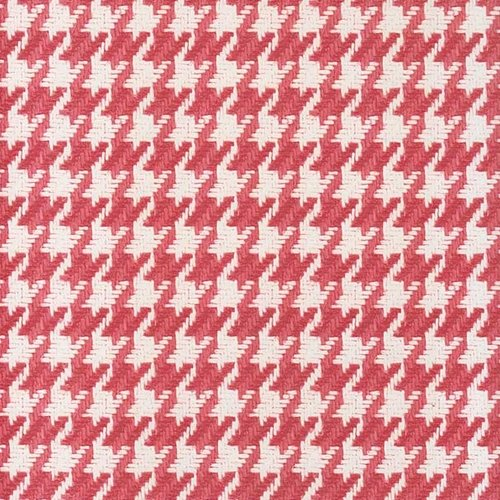Tassotti Paper - Houndstooth Red 19.5