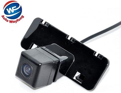 3 in 1 Night Vision Radar CCD Autos Reversing Rearview Backup Parking Camera Kit