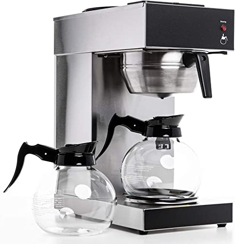 SYBO RUG2001 Commercial Grade Pourover Brewer Coffee Maker Machine