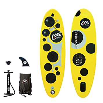 GAOXQ - Kit de surf para niños (incluye bomba de aire manual con manómetro de
