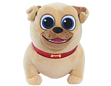 JP Puppy Dog Pals Peluche para Cachorro, Perro, Cachorro, Amor – Rolly