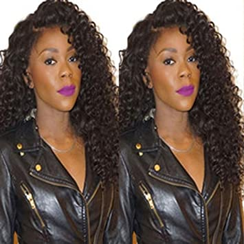 synthetic lace front wig heat resistant kinky havana curly african american woman twist 12-26inch
