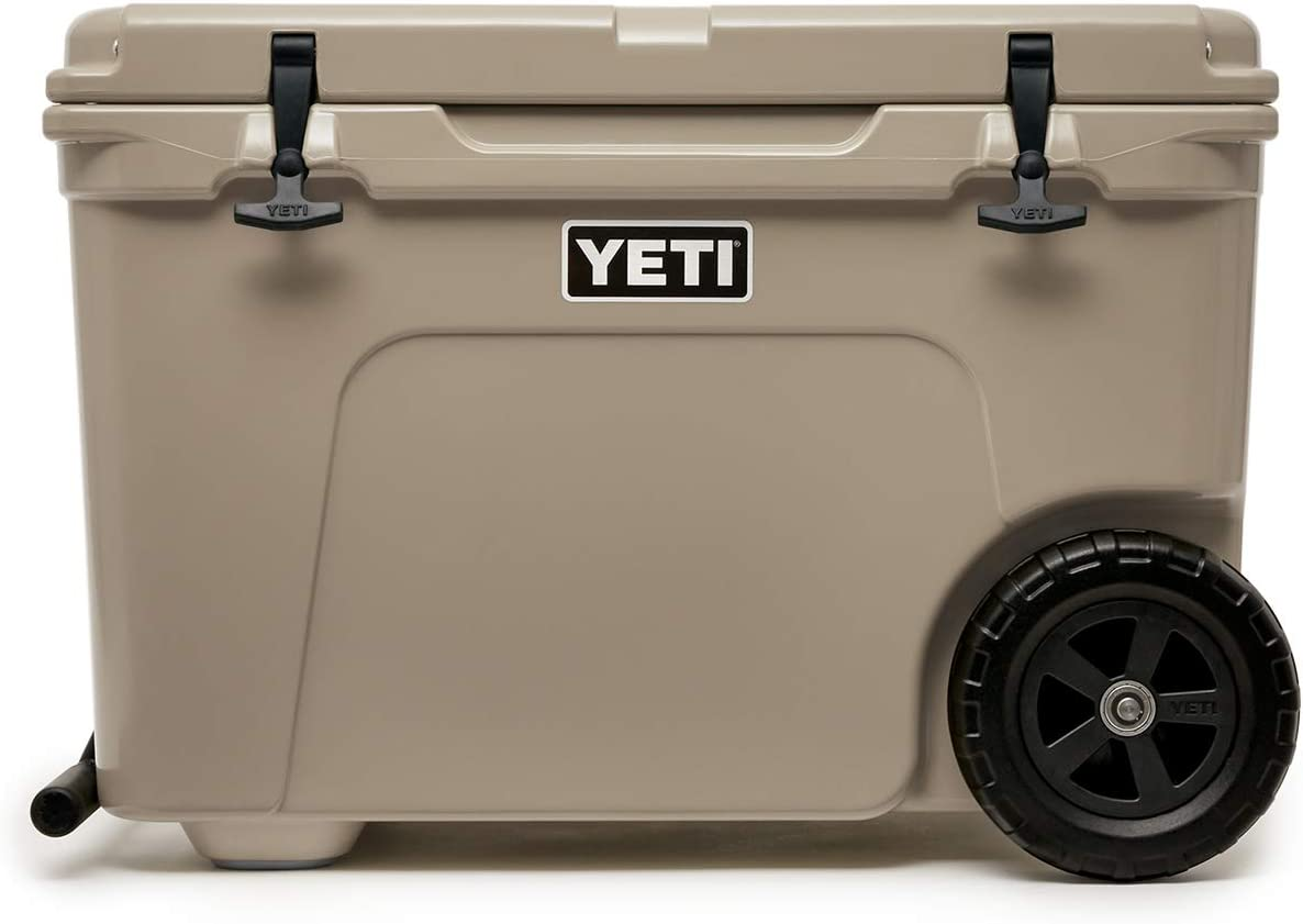 YETI Tundra Haul Portable Wheeled