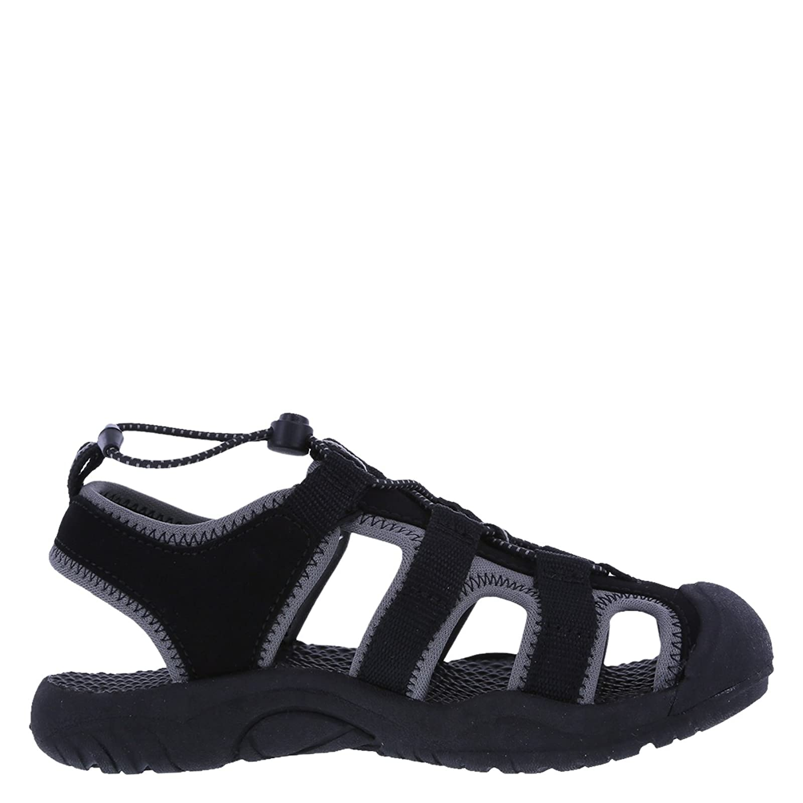 Rugged Outback Boys' Bumptoe Sandal One Size - 1