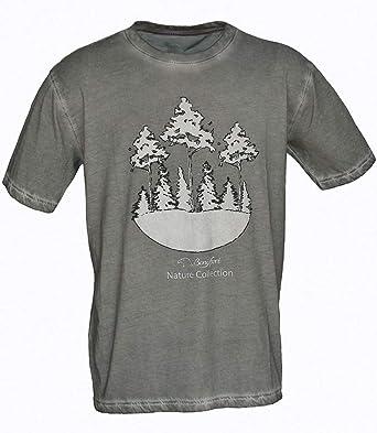 BENISPORT 484/9 Camiseta, algodón Lavada, Nature, Unisex Adulto ...