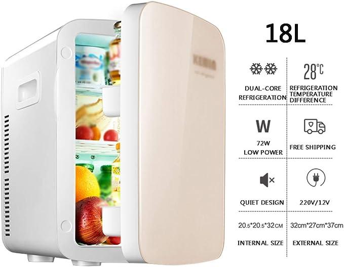 Refrigerador Refrigerado para AutomóVil De 18 litros, Mini ...