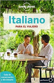Book Italiano Para El Viajero (Lonely Planet Phrasebook: Italian (Spanish))