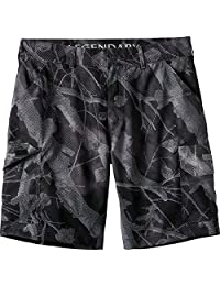 Legendary Whitetails Mens Coastal Stretch Cargo Shorts
