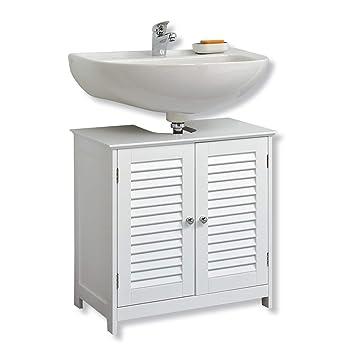 ROLLER Waschbeckenunterschrank Jasper: Amazon.de: Küche & Haushalt