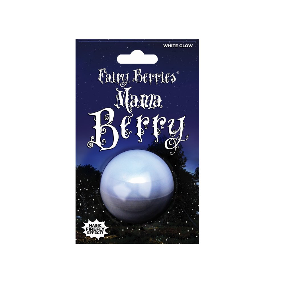 Fortune Products FB-20W Fairy Berries Mama Berry Lights, 1-1/2'' Diameter (Case of 24)