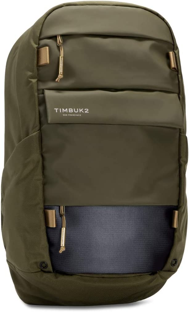 TIMBUK2 Lane Commuter Laptop Backpack, Olivine