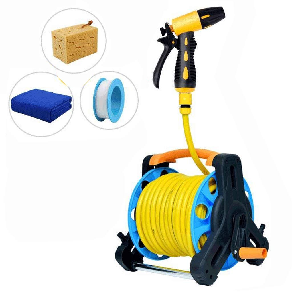 Pressure Washer Hose Hose Set Suitable for Farm Irrigation 30m/50ft (Size : 40M(131.2ft)) by SS Huasa