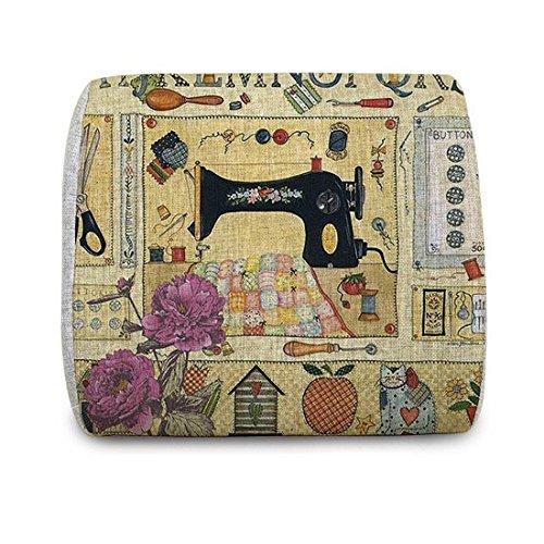 yi0oilp máquina de coser saludable - Cojín lumbar de espuma ...