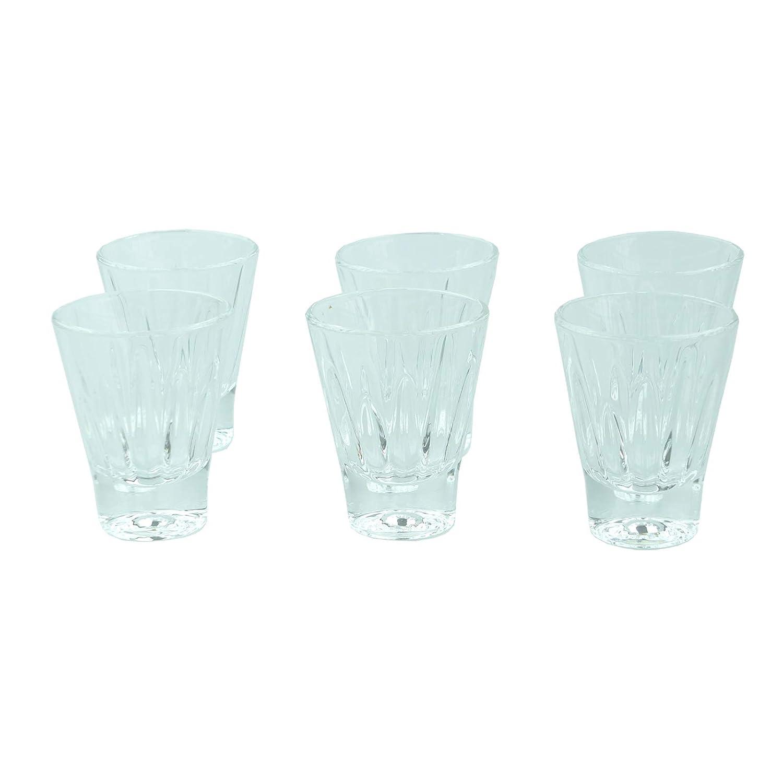 Bid Buy Direct/® base pesada Juego de 6 vasos de chupito 50 ml, 5 cl