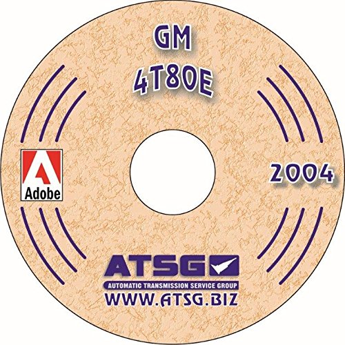 ATSG 4T80-E Transmission Repair Manual  on