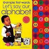 Let's Say Our Alphabet, Roger Priddy, 0312506643