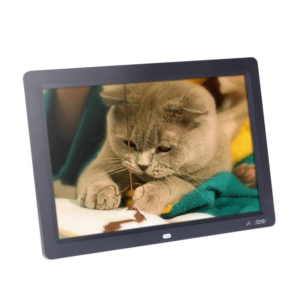 Andoer® 12 \'\' HD TFT-LCD 1280 * 800 Vista Completa Digital Photo ...