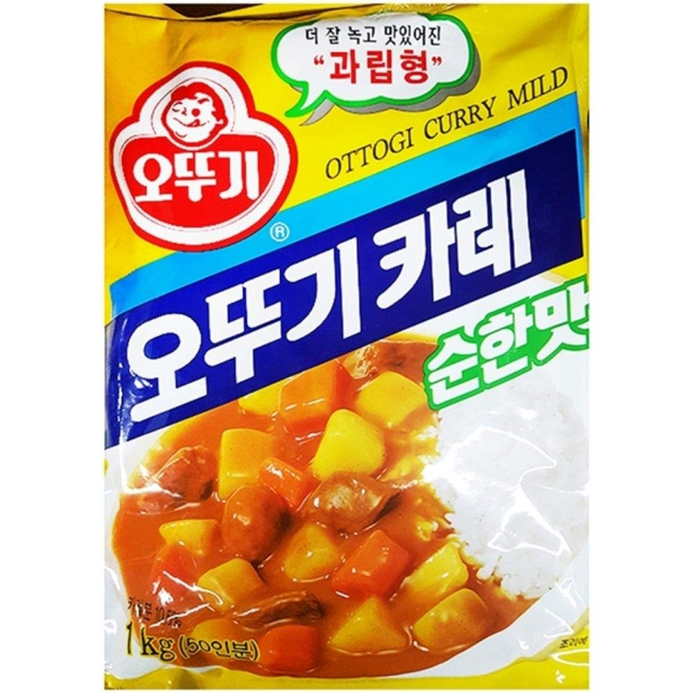 Ottogi Curry Powder Mild 1kg