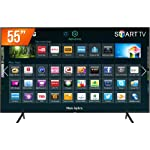 "TV 55"" LED Smart 4K USB HDMI, Samsung, 34229-0-0"