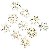 PIXNOR - Copo de nieve de Navidad, decoración