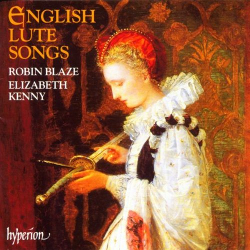 Baroque English Lute Songs by Hyperion UK