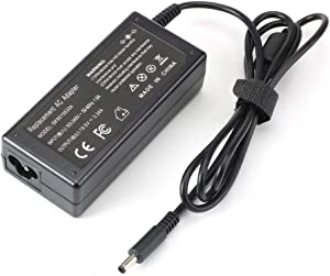 65W AC Charger for Dell Inspiron P51F P25T P24T P57G P58F P69G P54G P28E P66F P20T P75F P30E P32E P60G P55F P30E P29G P89G P70F P64G P47F P35E P32E P63F P76G P83G P87G Laptop Power Supply Adapter Cord