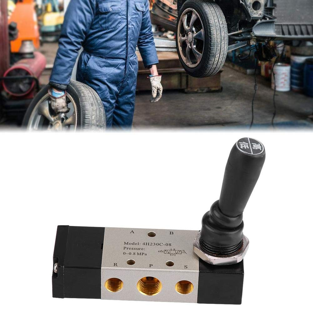 KIMISS Hand Controlled Switch Tyre Tire Changer Assist Helper Arm Control Air Valve