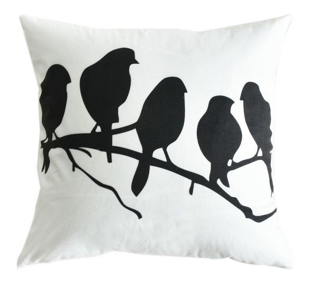 Amazon.com: Gentle Meow Living Room Bedroom Sofa Pillow ...